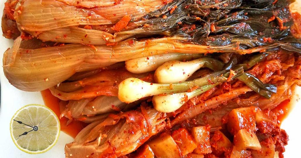 Kimchi Gochucaru recipe