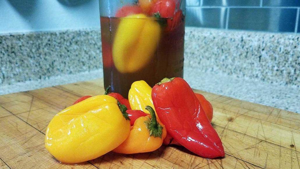 Pickled Pimentos